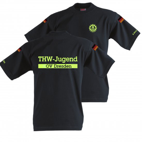 T-Shirt Jugend OV Dresden