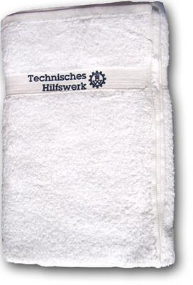 Handtuch gestickt