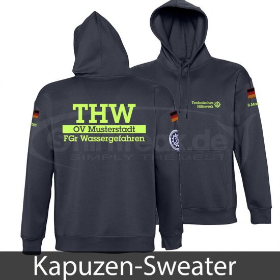 Kapuzensweater OV Dresden