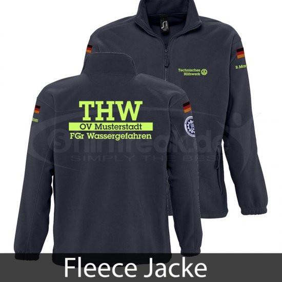 Fleece-Jacke OV Dresden